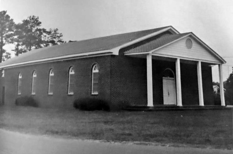 Westside Free Will Baptist Church - 1973
