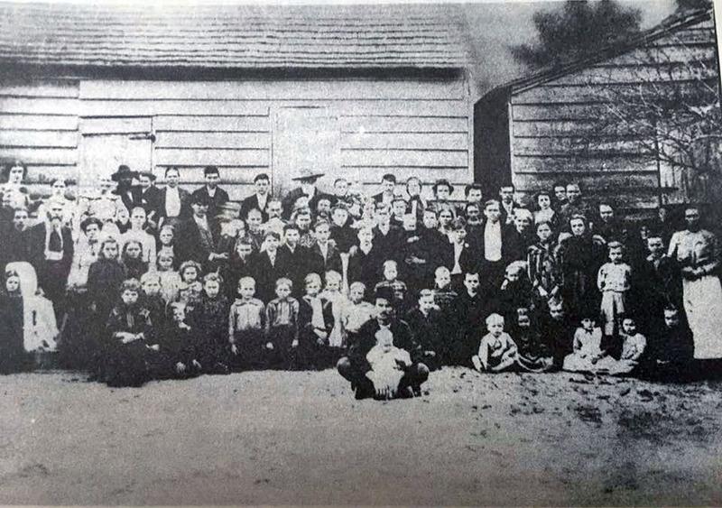 Possum Fork circa  1900