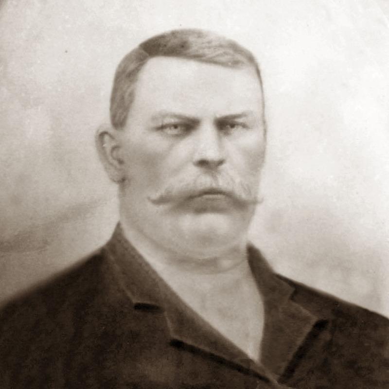 John James Altman, first Postmaster of Vox, SC