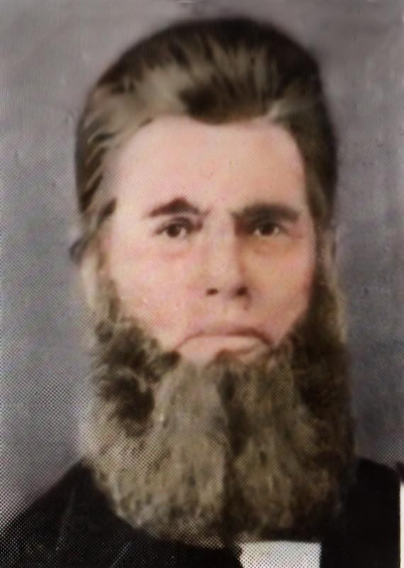 Reverend John Morgan Timmons