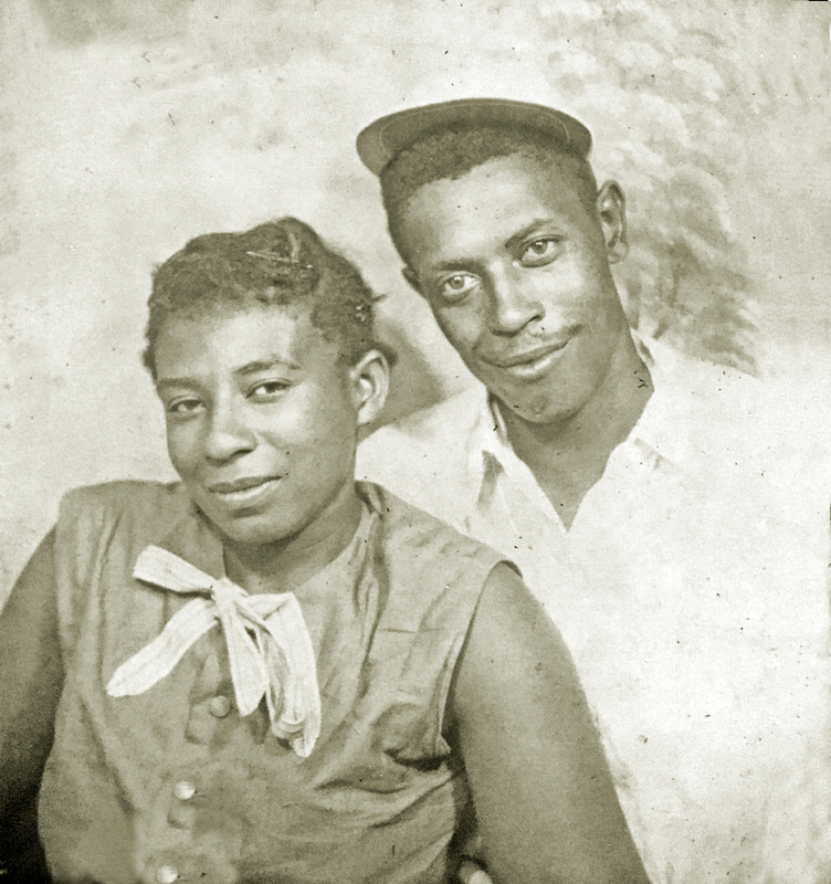 Pete and Everlina Jacobs