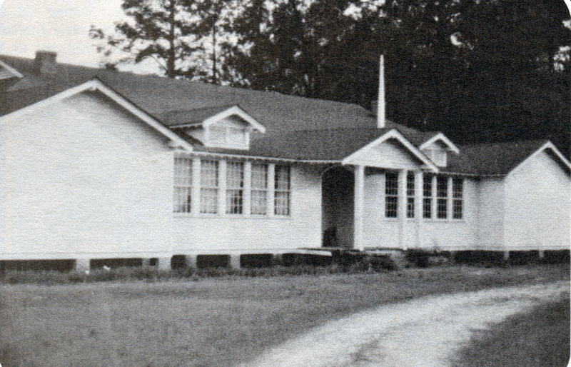 Prospect School before consolidating with the Johnsonville School.jpg