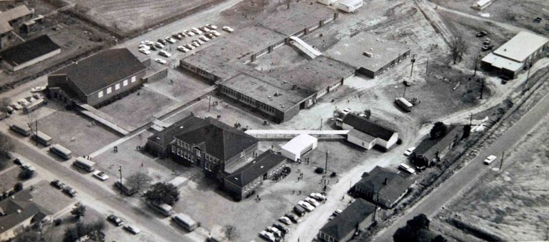 Johnsonville Schools from the air