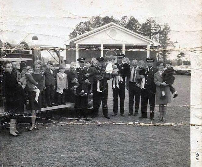 Westside Free Will Baptist Church - 1968