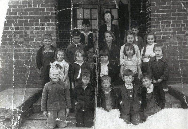 Johnsonville Elementary First Grade, 1941