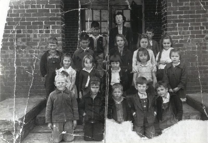 Johnsonville Elementary First Grade, 1941