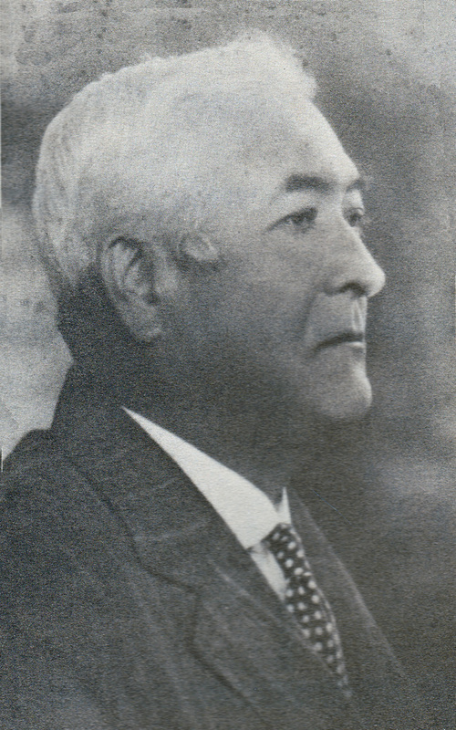 S.B. Poston Portrait