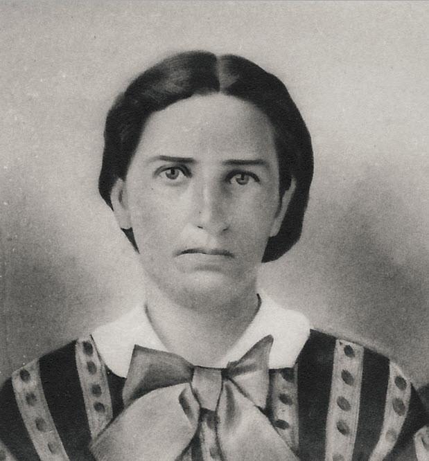 Elizabeth Timmons Huggins  (1839-1883)