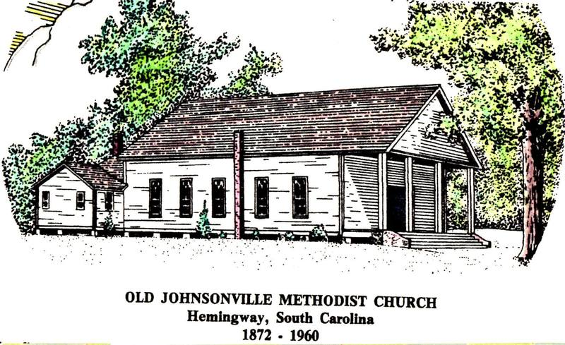 Old Johnsonville Methodist Church
