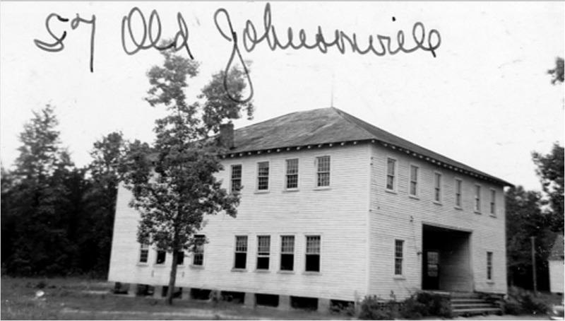 Old Johnsonville School