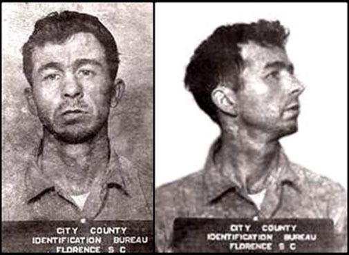 """Donald """"Pee Wee"""" Gaskins Mugshot"""