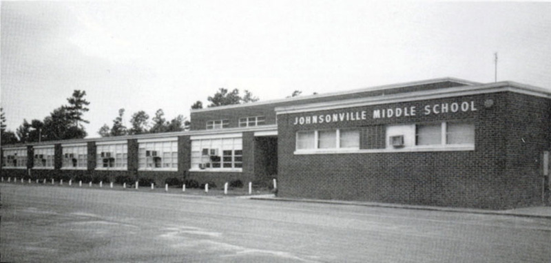Johnsonville Middle School 1996