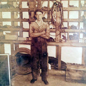 R.B. Huggins in his shop.jpg