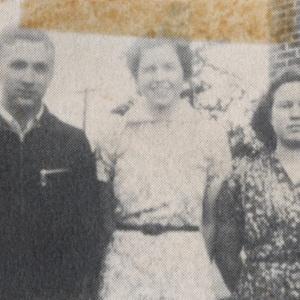 Mayford Altman, Hallie Avant, Tasco Baxley 1939