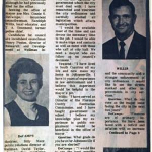 The Candidates Speak, Weekly Observer, 5-26-1976.pdf