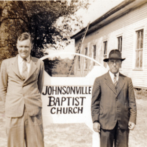 William Hanna and James Bubba Hanna - Johnsonville First Baptist Church.jpg