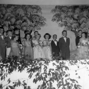 Tom Thumb Wedding, Muddy Creek School