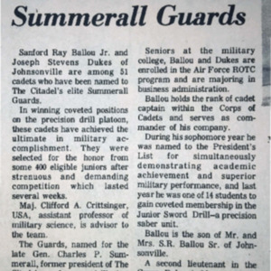 Ballou and Dukes Summerall Guards WO 9-29-77.pdf