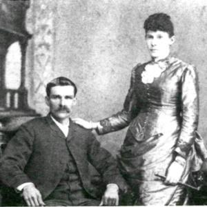 Judith Crosby Grier and husband Zachary Taylor Eaddy.jpg