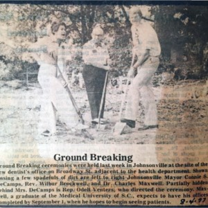 Ground Breaking, Weekly Observer, 8-4-1977.pdf