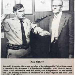 New Officer Joseph Schneider WO 4-4-74.pdf