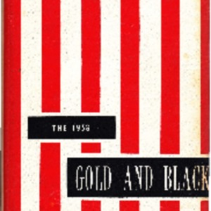 Gold and Black 1958