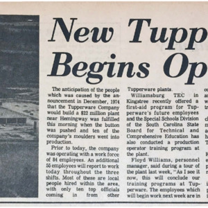 Tupperware Begins Operation WO 4-22-76.pdf