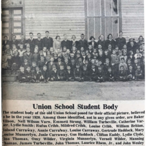Union School Student Body WO 9-30-76.pdf