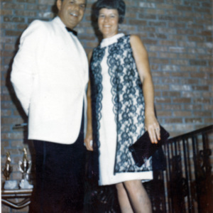 Ballou and Maisie - Saturday Jun 28 1968 - Wellman club opening night.jpg