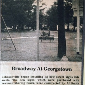 Broadway at Georgetown, Weekly Observer, 6-16-1977.pdf