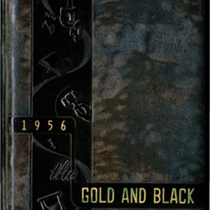 Gold and Black 1956