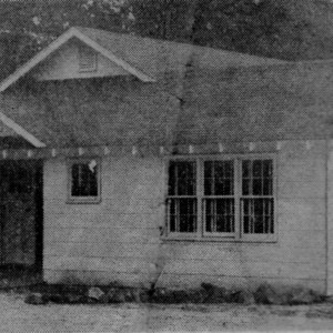 American Legion Hut, Johnsonville, SC, 1950.jpg