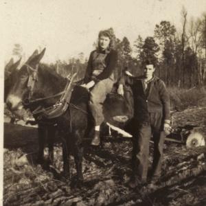 Veda Eaddy and Vander Hanna