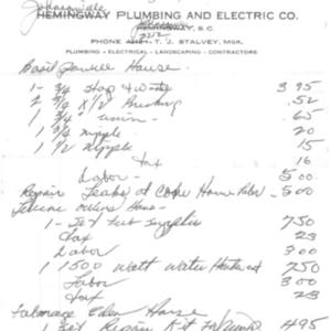 Johnsonville Plumbing Company Receipt Jan 1958.jpg