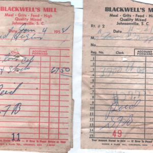 Blackwell's Mill receipt 1958.jpg
