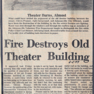Fire Destroys old Theater Building 1977.jpg