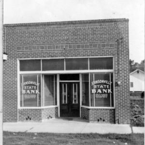 Johnsonville State Bank circa 1954
