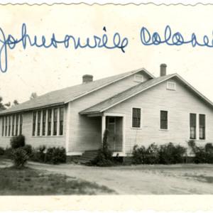 Johnsonville Colored School - Stuckey School - built 1924.jpg