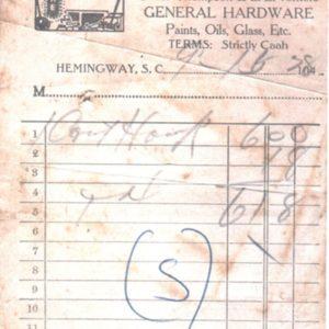 Hemingway Hardware Co Receipt 1958.jpg