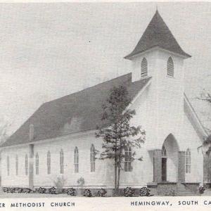 Ebenezer Methodist Church old sanctuary, from post card.jpg