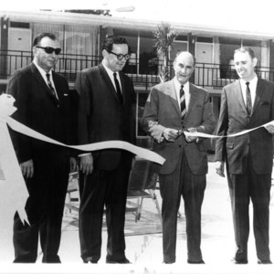 Strom Thurmond Ribbon Cuttings