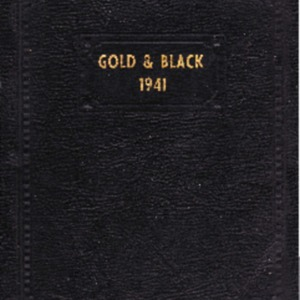 Gold and Black 1941