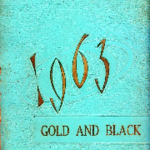 Gold and Black 1963