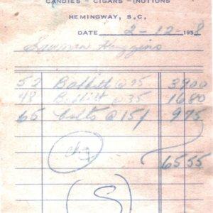 Z. H. McDaniel Receipt 1958.jpg