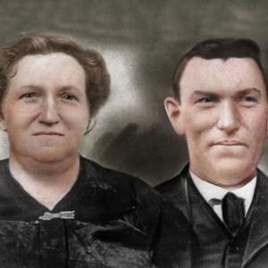 Thomas and Nekoda Hanna