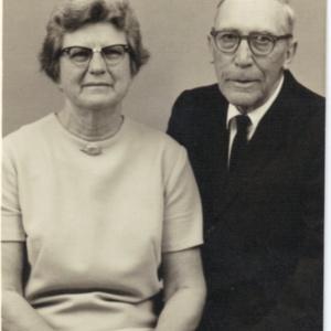 Bubba and Lillian Hanna