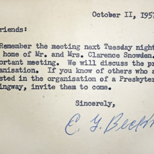 E.G. Beckman letter of organization.jpg