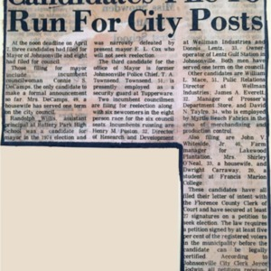 Candidates File to Run for City Posts - Weekly Observer -  4 15 1976.pdf