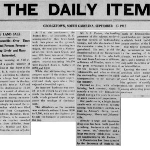 Land Sale 1912 - Georgetown Daily Item.pdf