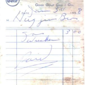 Harry B Cox Groceries Receipt 1958.jpg